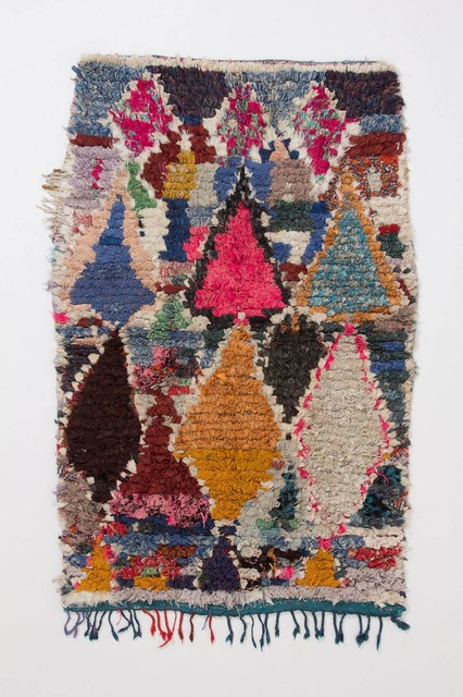 Inzegan Points Rug eclectic-rugs