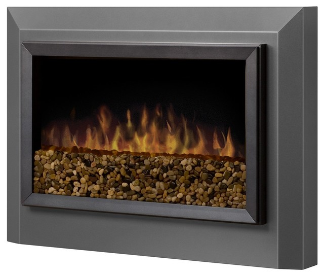 Pelham Wall-Mount Electric Fireplace modern-indoor-fireplaces