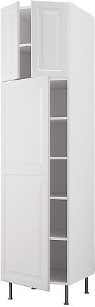 AKURUM High cabinet with shelves/3 doors modern-kitchen-cabinetry