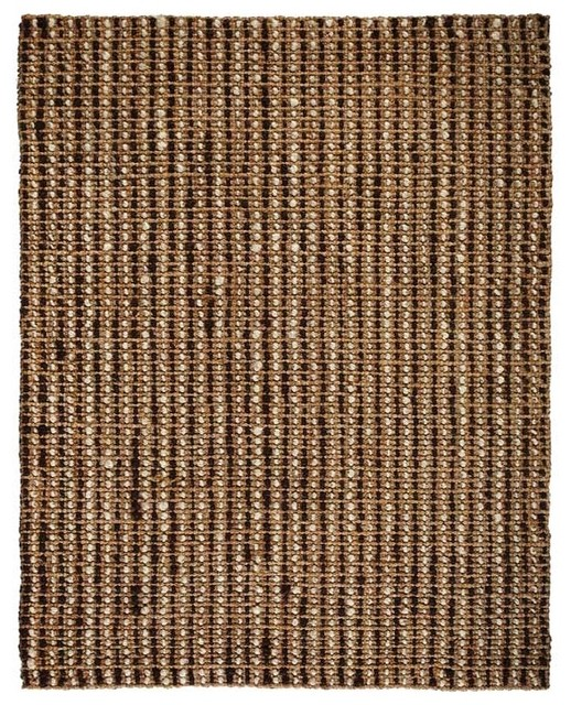 Anji Mountain Chesterfield Jute Area Rug contemporary-rugs