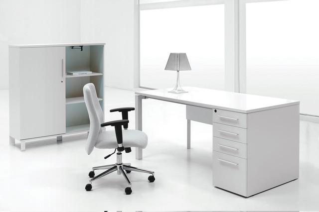 500 Series Personal Office Desk Modern Furniture