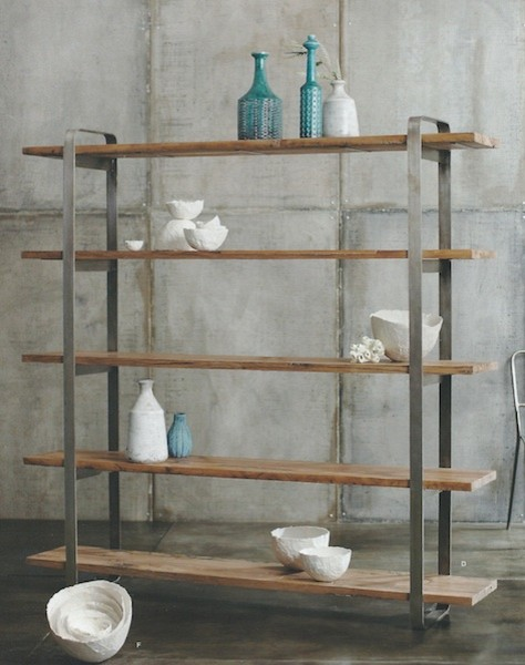 Stylish Storage eclectic-bookcases