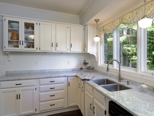 Painted Kitchen Cabinets Kitchen Makeover On A Budget