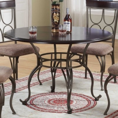 Powell Langley Dining Table modern-dining-tables