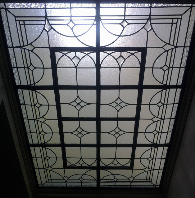 Decorative Ceiling Lens Traditional Skylights
