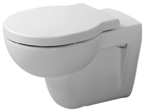 Foster wall mounted toilet by duravit contemporary toilets by