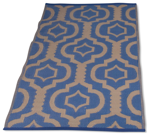 homesuite outdoor 5x8 rug with bonus 3x5 runner trellis