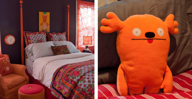 Interior Design Projects eclectic-kids