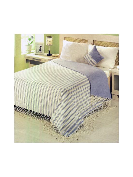 Turkish Work Bedspread -