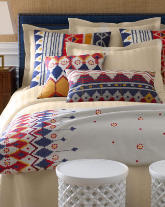 Pine Cone Hill Herringbone Matelasse & Java Blue Bed Linens Twin Herringbone Cov traditional duvet covers