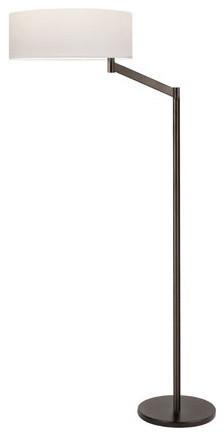 Robert Sonneman Lighting 7083.27 Perch 1 Light Floor Lamps in Coffee Bronze floor-lamps