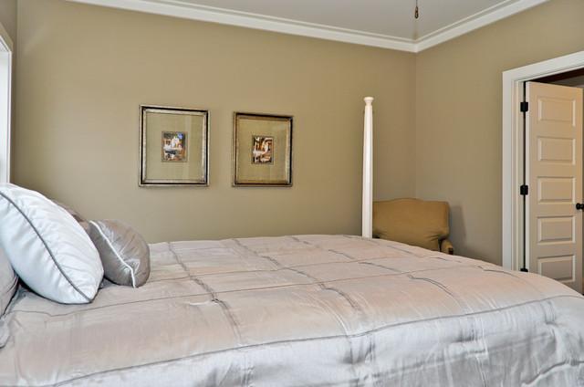 Signature Homes Master Bedroom at Regent Park bedroom