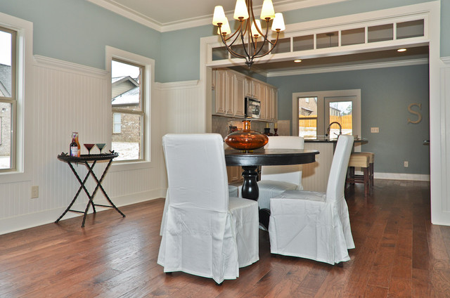 Signature Homes Dining Room at Regent Park dining-room