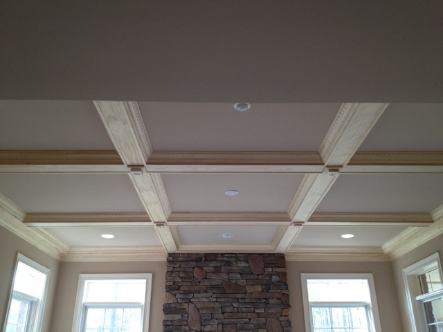Interior Trim Work : Interior trim work