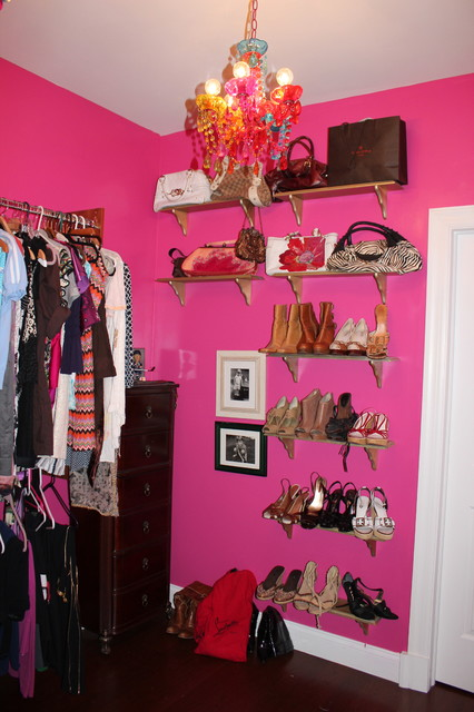 Shawna Feeley Interiors  closet