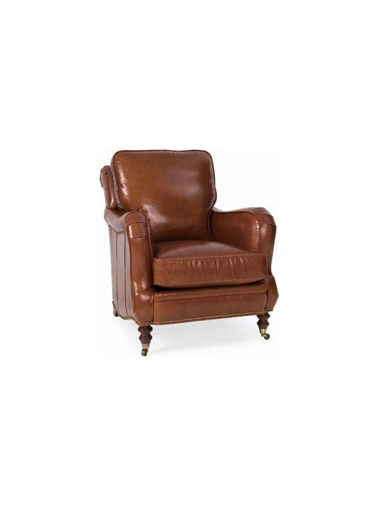 Canberra Leather Chair -