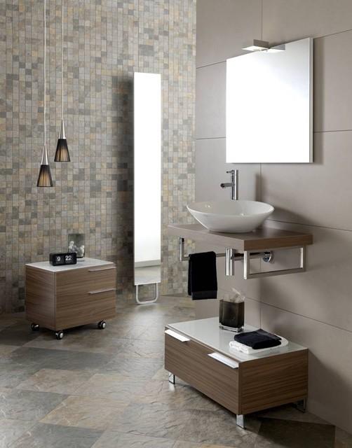 Azulev Slate contemporary-floor-tiles