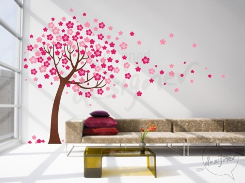 Tree Wall Decal Wall Sticker By designedDESIGNER contemporary decals