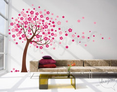 Tree Wall Decal Wall Sticker By designedDESIGNER contemporary-wall-decals