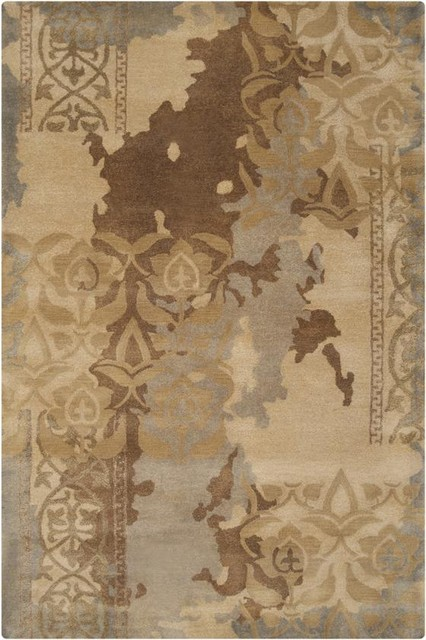 Ivette Area Rug traditional-rugs