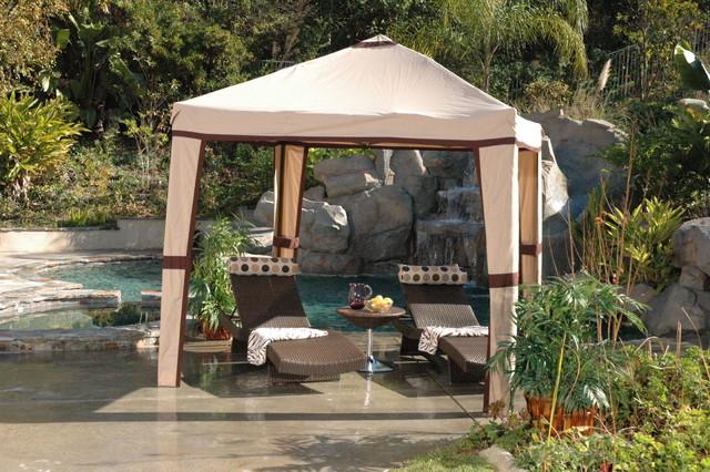 Moroccan Style Oasis Cabana gazebos