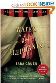 Water for Elephants  books
