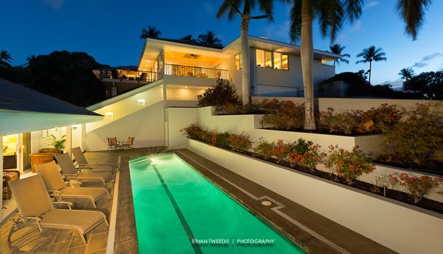 Portfolio tropical-pool