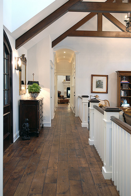 Private Residences traditional-hardwood-flooring