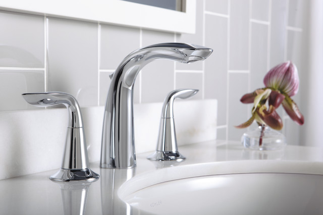Kohler Refinia Bathroom Sink Faucet K-5317-4 - Contemporary - Bathroom ...