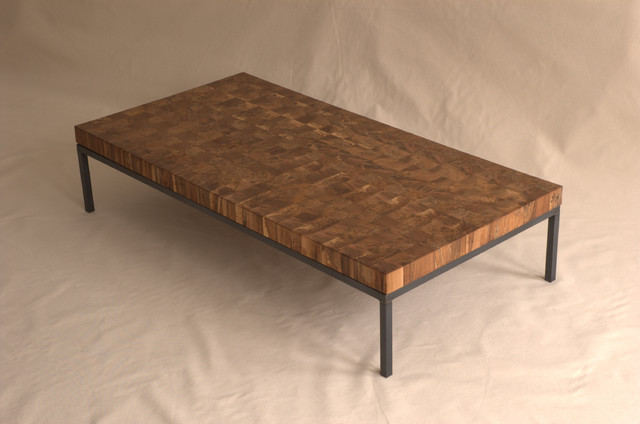Spalted Maple Coffee Table By Cherrywood Studio Contemporary Coffee Tables Toronto By