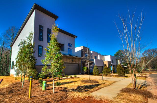 moderna charlotte modern home community