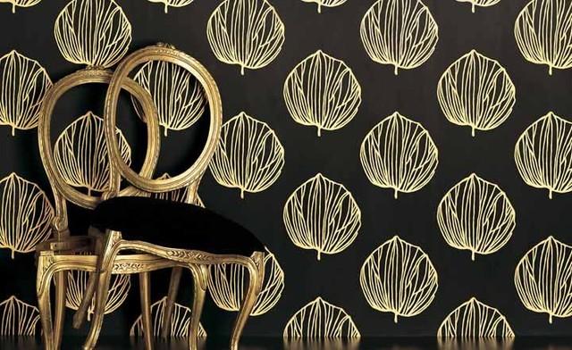 Rubani contemporary-wallpaper