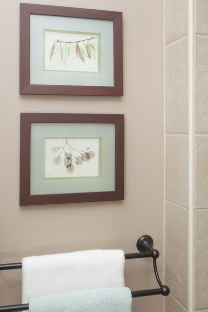 Timberview Bathroom Remodel contemporary