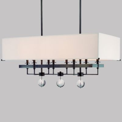 Gresham Park Linear Suspension by Hudson Valley ceiling-lighting