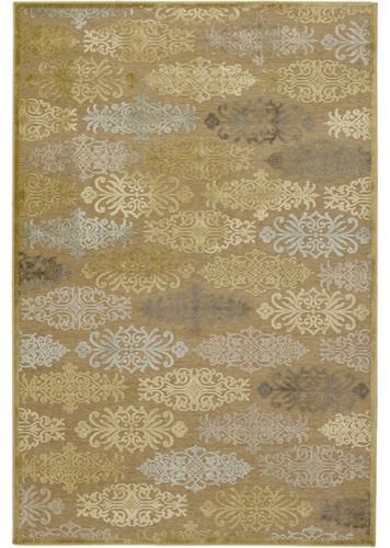 Basilica Chocolate Rug modern-rugs
