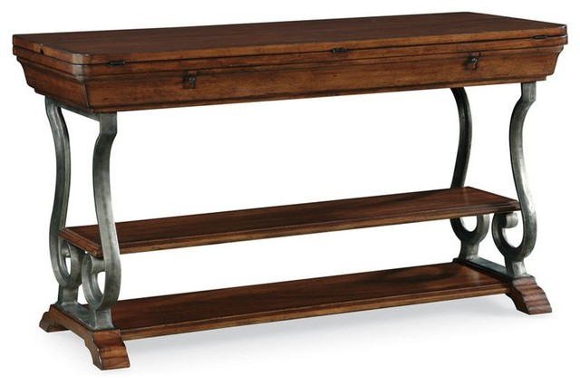 ART Furniture - Margaux Flip Top Console - 166307-2630 traditional-side-tables-and-end-tables