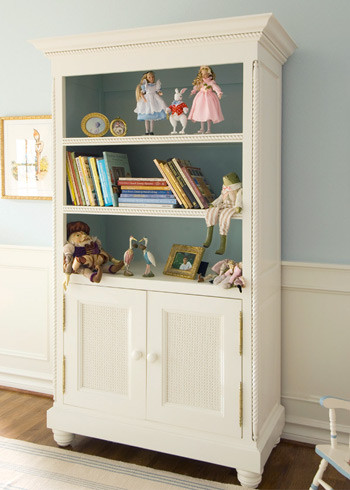 Art for Kids Furniture Evan Bookcase - Traditional - Kids Bookcases - by Layla Grayce