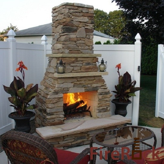 Firerock Outdoor Traditional Patio Dallas By Firerock Products