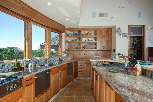 Featured Projects contemporary-kitchen