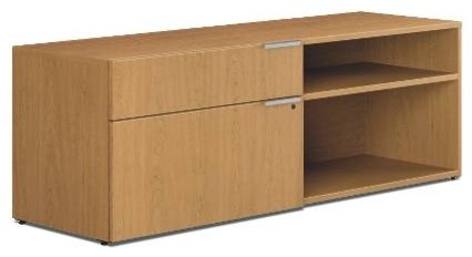 HON Voi Low Credenza | 1 Lateral/1 Box Drawer | Left - Contemporary - Desks - by Rulers