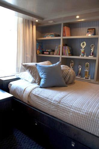 Park Avenue Boys' Room modern-kids