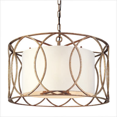 Troy Lighting F1285SG Sausalito Five Light Pendant  pendant lighting