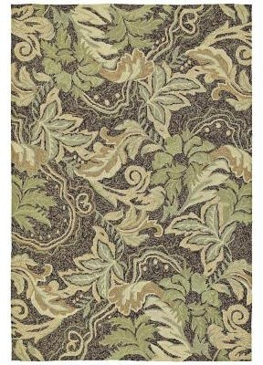 Area Rug: Home & Porch Coffee Bluff Coffee 2' x 6' contemporary-coffee-and-tea-makers
