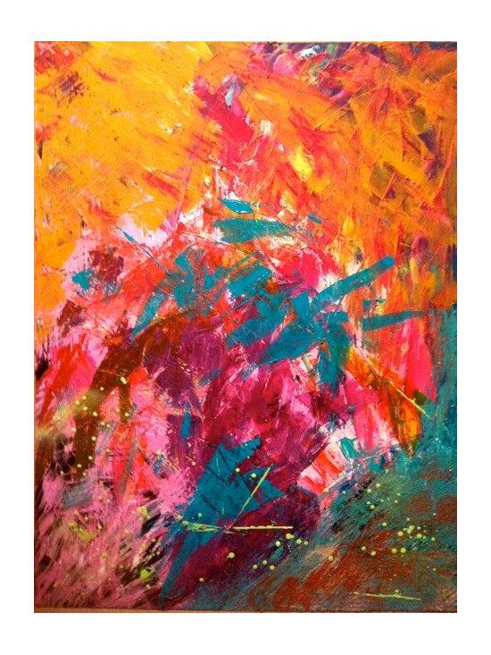 "art by august wells - ""catalyst"""