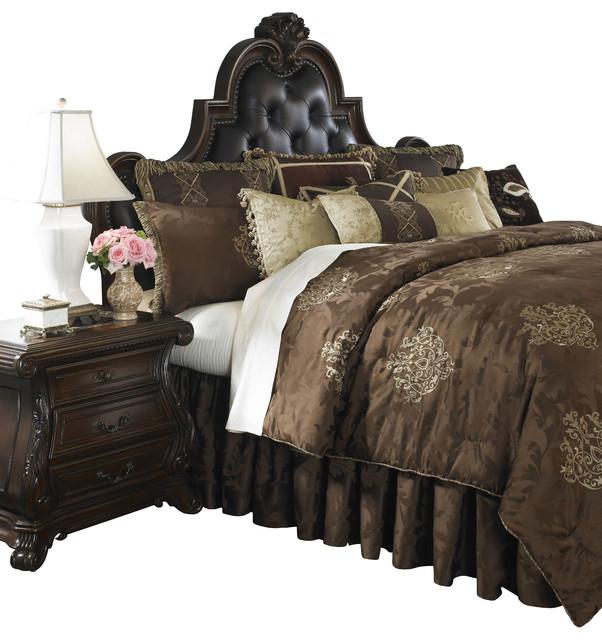 Highgate Manor King 13 pc. Comforter Set traditional-bedding