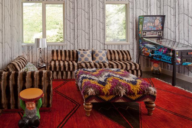 Retro modern family room modern-family-room