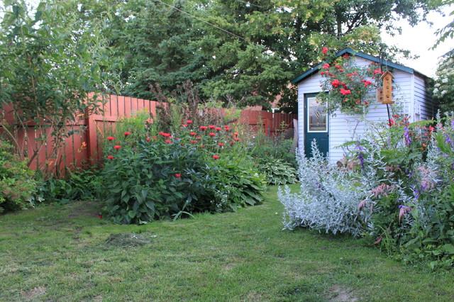 garden rustic-landscape