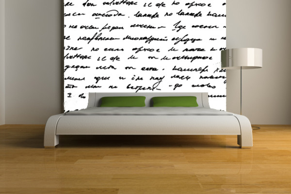 Reusable, Removable Wallpaper- Easy Peel n Stick-  YOUR WALLS,  UNDERCOVER wallpaper