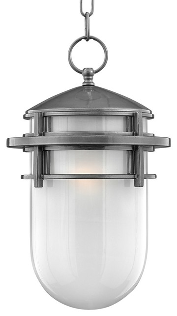 """Contemporary Hinkley Reef Collection 15 1/4"""" High Outdoor Hanging Light beach-style-outdoor-flush-mount-ceiling-lighting"""