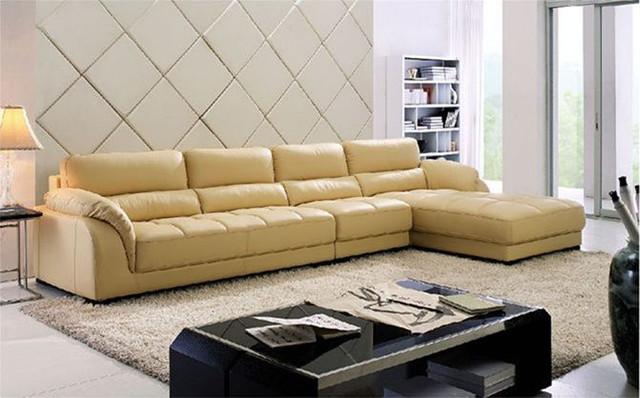 Advanced Adjustable Furniture Italian Leather Upholstery